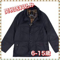 Barbour(バブアー) キッズアウター 大人OK!関税送料込!【BARBOUR/バブアー 】Bedale Wax Jacket