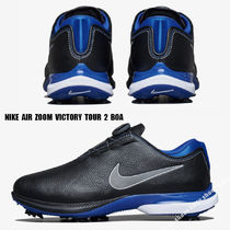 NIKE★AIR ZOOM VICTORY TOUR 2 BOA WIDE★BLACK/RACER BLUE