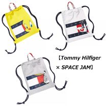 【Tommy Hilfiger × SPACE JAM】A NEW LEGACY  バックパック