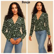 【Rouje】GABY blouse