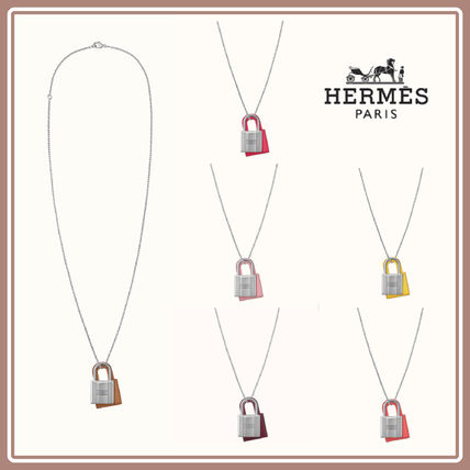【Hermes】O'Kelly pendant, small model (Silver)◆国内発送◆