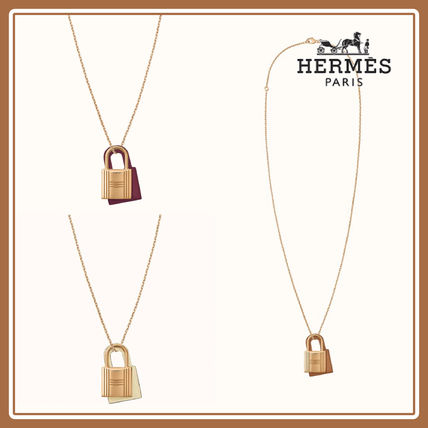 【Hermes】O'Kelly pendant, small model (Gold)◆国内発送◆