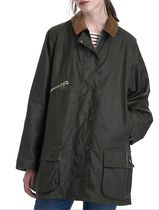 Barbour(バブアー) ブルゾン 【Barbour x Alexa Chung】 Edith Waxed Cotton Jacket