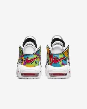 Nike キッズスニーカー 【大人もOK】Nike Air More Uptempo 'PEACE, LOVE, SWOOSH'(2)