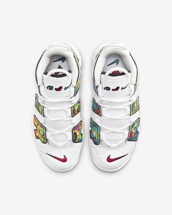 Nike キッズスニーカー 【大人もOK】Nike Air More Uptempo 'PEACE, LOVE, SWOOSH'(3)
