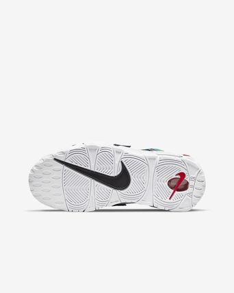 Nike キッズスニーカー 【大人もOK】Nike Air More Uptempo 'PEACE, LOVE, SWOOSH'(5)