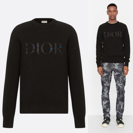 【DIOR】DIOR AND PETER DOIG セーター