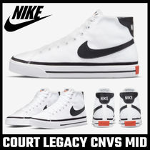【NIKE】COURT LEGACY CANVAS MID キャンバス
