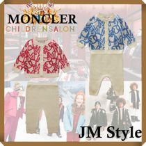 #Moncler#ウールジャカードセット