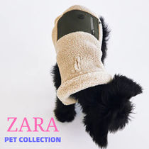 ZARA【PET COLLECTION】FAUX SHEARLING PET COLLECTION JACKET