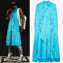 BL119 LOOK24 SLEEVELESS PATCHED DRESS