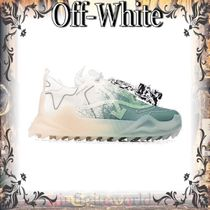 ◆OFF-WHITE◆ODSY MESH CREAMGREEN