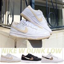 NIKE W DUNK LOW SE MULTI-COLOR-WHITE 21HO-I ダンク LOW