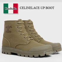 CELINE LACE-UP BOOT