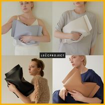 LECC PROJECT☆ARC CLUTCH BAG☆クラッチバッグ☆21AW