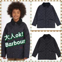 Barbour(バブアー) キッズアウター 大人ok!関税送料込【BARBOUR/バブアー 】キルティングジャケット