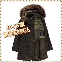 Barbour(バブアー) キッズアウター 大人OK!関税送料込【BARBOUR/バブアー 】Homeswood Waxed Jacket