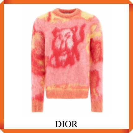 DIOR AND PETER DOIG SWEATER