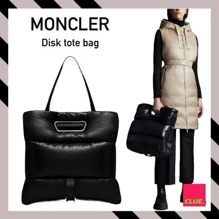 MONCLER★モンクレール ディスクトートバッグ