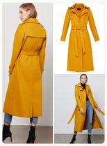 ( NEW / 日本未入荷 ) RILEY BELTED TRENCH COAT