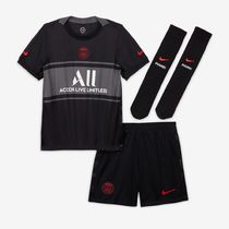 PSG 21/22 Little Kids Third Kit キッズ3rdキット