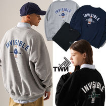 ★TWN★送料込み★韓国★人気 Invisible Sweat Shirts STMT3411