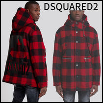 【DSQUARED2】ロゴテープパーカー(関税/送料込)