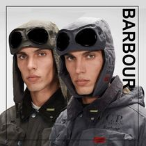 BARBOUR☆C.P. COMPANY TRAPPERハット