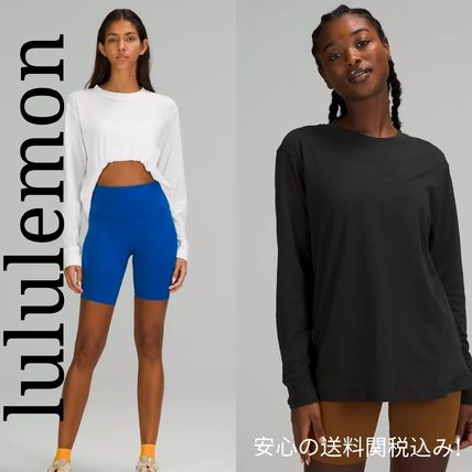 【lululemon】All Yours Long Sleeve 人気のリラックスフィット