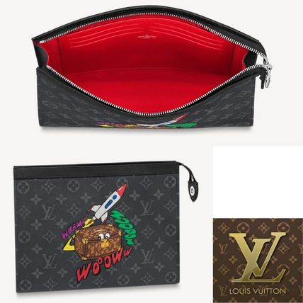 LV EXCLUSIVE ONLINE PRELAUNCH M80914 クラッチバッグ/ポーチ