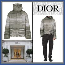 21AW◆モダンでエレガント◆DIOR◆PETER DOIG HOODED ANORAK