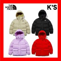 THE NORTH FACE(ザノースフェイス) キッズアウター [THE NORTH FACE]大人気★送料込/K'S SIERRA DOWN JACKET