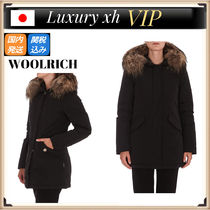★ WOOLRICH LUXURY ARTIC PARKA ファー付き コート エレガント