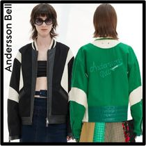 ANDERSSON BELL(アンダースンベル) ジャケット ☆関税込☆ANDERSSON BELL★LEATHER MOTORCYCLE PADDED JACKE.T