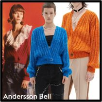 ANDERSSON BELL(アンダースンベル) カーディガン ☆関税込☆ANDERSSON BELL★CONNELLY DEEP V-NECK CARDIGA.N★