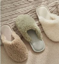 DECOVIEW ★ あたたかい SOFT FLEECE SLIPPERS 3color