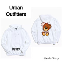 Urban Outfitters(アーバンアウトフィッターズ) パーカー・フーディ 【Urban Outfitters】x Justin Bieber 限定コラボ★フーディー