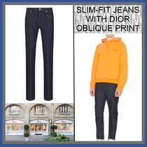 21AW◆モダンでエレガント◆DIOR◆SLIM-FIT JEANS