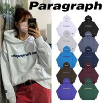 【Paragraph】The Paragraph Hoodie 10カラー (No.8)