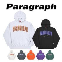 【Paragraph】Loop Embroidery Hoodie 7カラー (No.14)