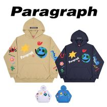 【Paragraph】Star City Hoodie 4カラー (No.16)