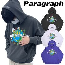 【Paragraph】Smile Earth Hoodie 3カラー (No.17)