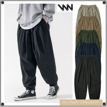 WV PROJECTのLowky(fw) banding jogger pants 全6色