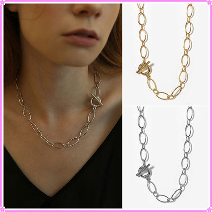 【LAZY DAWN】volume chain necklace N004~ネックレス