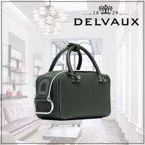 [DELVAUX] デルヴォー / CoolBoxMini OnTheTrack Taurillon Soft