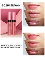 〈Bobbi Brown〉★2021AW★限定★CRUSHED OIL-INFUSED GLOSS DUO