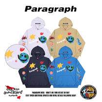 【Paragraph】21FW★ STAR CITY HOODIE No.16