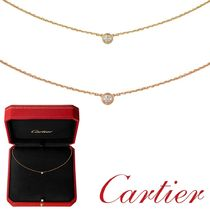 【Cartier】DIAMANTS LEGERS NECKLACE XS ネックレス