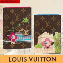 【Louis Vuitton】クリスマス限定 クーヴェルテュールパスポール