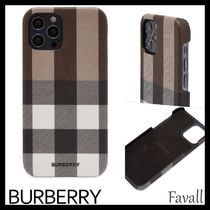 【BURBERRY】RUFUS MAGSAFE iPhone12/12 Pro ケース(送料込み)
